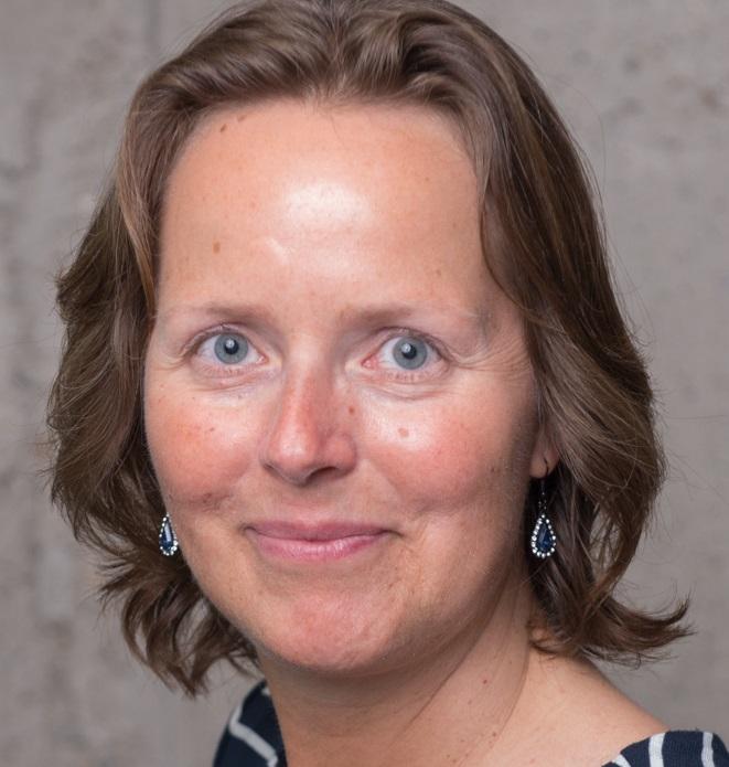 Clairette van der Lans, campagne wijzer in geldzaken